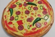Pizza im 3d Druck