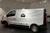 Fahrzeugbeklebung City Glanz Berlin