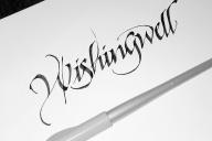 Kalligrafie Wishingwell