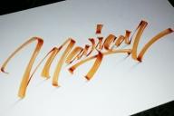 Kalligrafie Magical