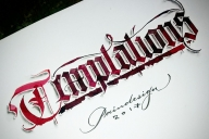 Kalligrafie Temptations