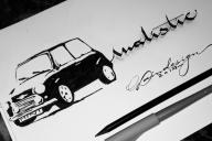 Kalligrafie Majestic