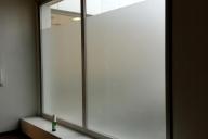 Glasdekorfolien - Sichtschutz