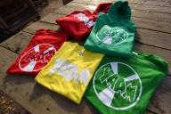 Textildruck Yaam Merchandise